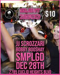 Silent Disco - Last Saturday of Every Month at B Side!