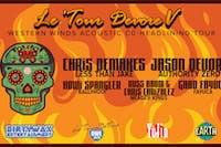 Letour DeVore 5 feat. Chris Demakes, Jason Devore, Howie Spangler plus more