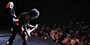 No Quarter: The Ultimate Legacy Tribute Led Zeppelin Band