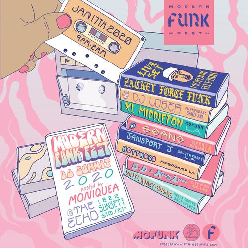 Modern Funk Fest DJ Summit 2020