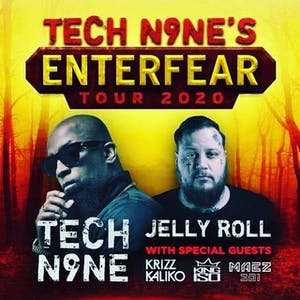 EnterFear With Tech N9ne and Jelly Roll