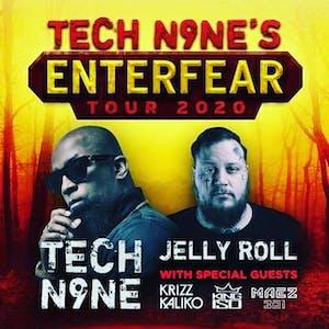 EnterFear w/ Tech N9ne and Rittz