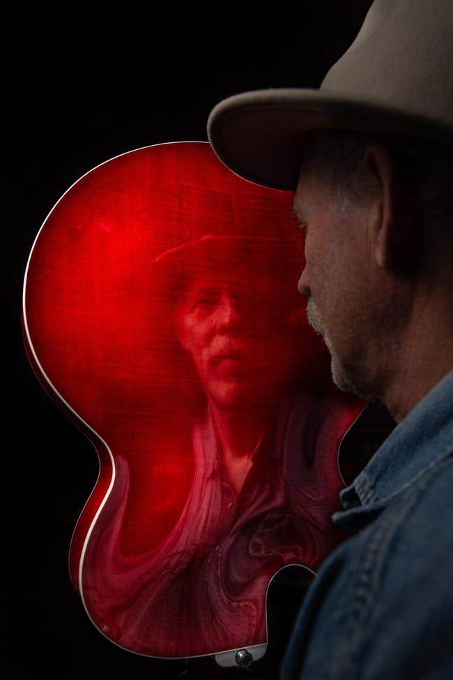 Bruce Forman: The Red Guitar