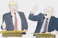 Trump vs. Bernie feat. Anthony Atamanuik & James Adomian