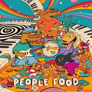 People Food / Bad Shapes / Stonehaven