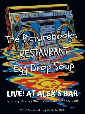 Picturebooks + RESTAVRANT + Egg Drop Soup