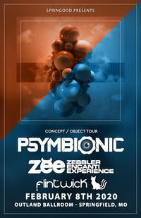 Concept / Object Tour w/ Psymbionic, Zee and Flintwick