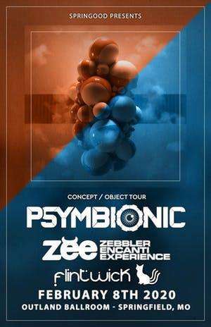 Concept / Object Tour w/ Psymbionic, Zee and Flintwick