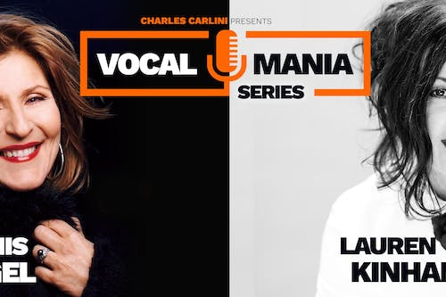 Jazz Vocal Mania Series with Janis Siegel and Lauren Kinhan