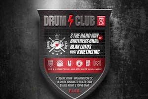 Drum Club vs. DC Brau