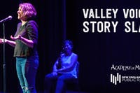 Valley Voices Story Slam- Sweet & Salty