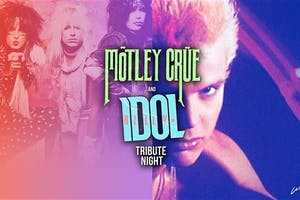 BILLY IDOL / MOTLEY CRUE Tribute Night at HIGH DIVE