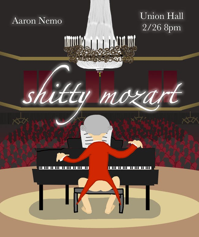 Shitty Mozart with Aaron Nemo