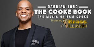 THE COOKE BOOK: The Music of Sam Cooke featuring Darrian Ford