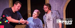 THE IMPROV SHOP - TWO SHOWS 7:30 PM AND 10 PM