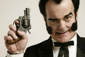 Unknown Hinson with The Palmettes!