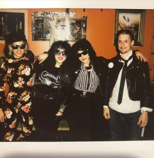 Loretta, Love Strangers, Panther Lamp