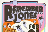 REMEMBER JONES