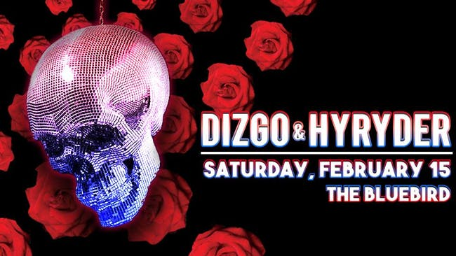 Dizgo & Hyryder ( Grateful Dead Tribute )