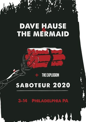 Dave Hause And The Mermaid