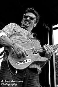 Mike Zito's Big Blues Band at The Post