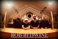 Rob Redwine and The Roses with Nine To Never