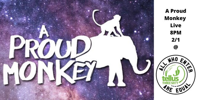 Proud Monkey - Dave Matthews Tribute