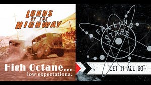 Brave Bones / Falling Stars / Lords of The Highway / Lost State Of Franklin