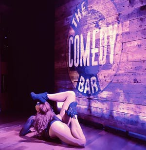 SATURDAY MARCH 7: THE COMEDY CABARET