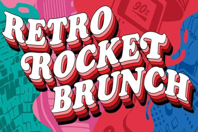 Retro Rocket Brunch w/ Gary Givant