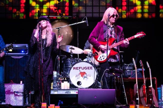 Fleetwood Macked with Refugee