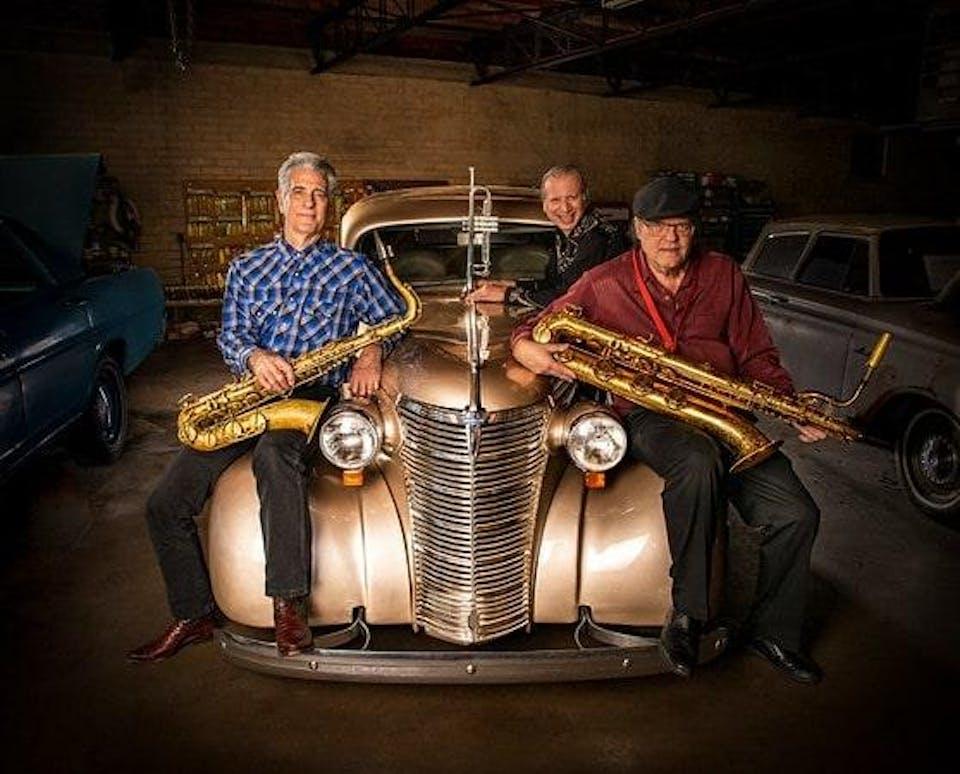 The Texas Horns plus Bill Carter