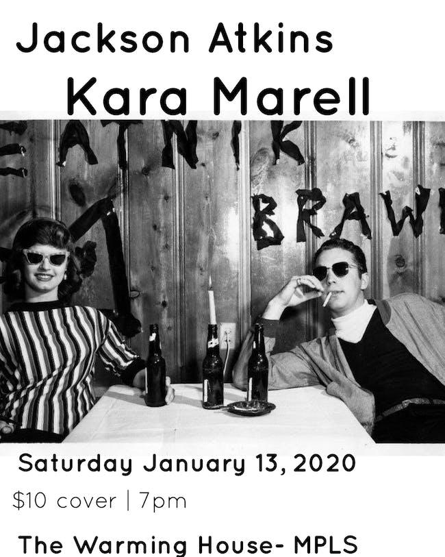 Jackson Atkins & Kara Marell
