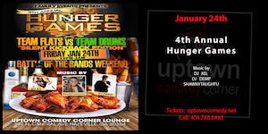 4th Annual Hunger Games: Battle of the Bands Weekend