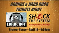Pearl Jam & Hard Rock Tribute Night at Brauer House