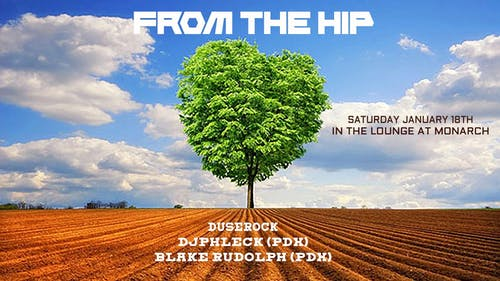From The Hip with DJ Phleck and Blake Rudolph