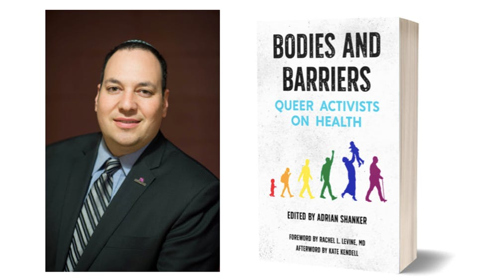 Bodies and Barriers: Queer Activists on Health with Adrian Shanker