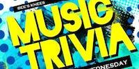 Bee's Knees Music Trivia