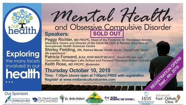 Our Health: Mental Health and Obsessive Compulsive Disorder