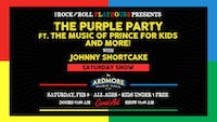 The Purple Party ft. The Music of Prince for Kids  from Johnny Shortcake!
