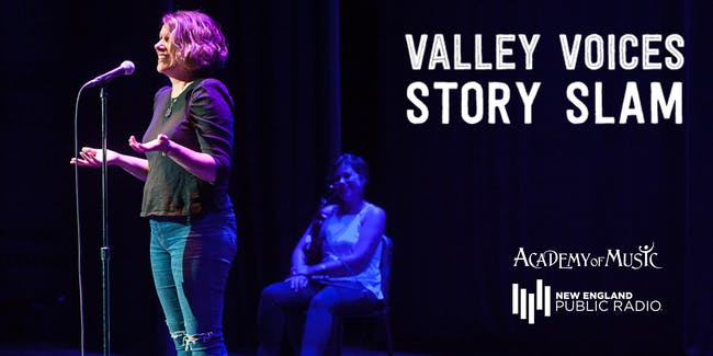 Valley Voices Story Slam- Nailed It!