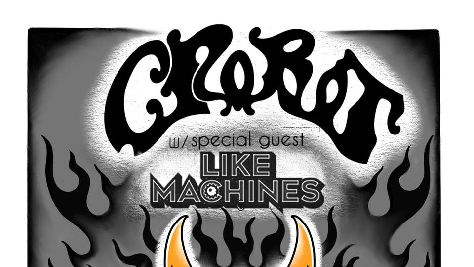 Crobot with Special Guest Like Machines