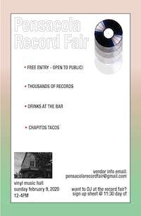 Pensacola Record Fair