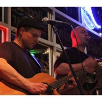 Mike Rau and Dennis Fancher Acoustic