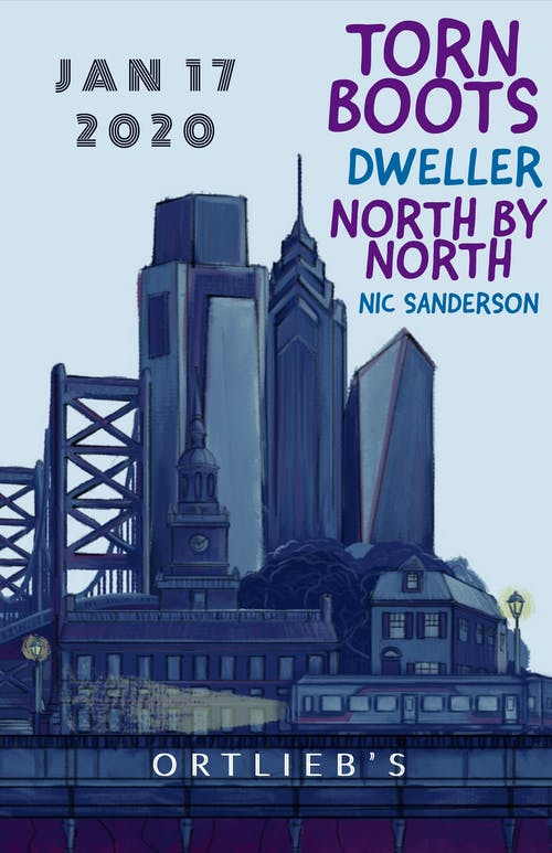 Torn Boots / Dweller / North by North / Nic Sanders