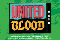 United Blood Festival 14 Friday April 9, 2021