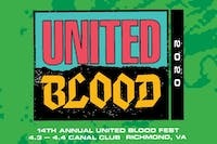 United Blood Festival 14 Saturday April 10, 2021