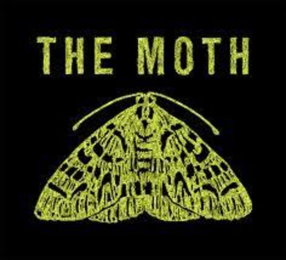 CANCELLED - The Moth: True Stories Told Live (Theme: Challenge)