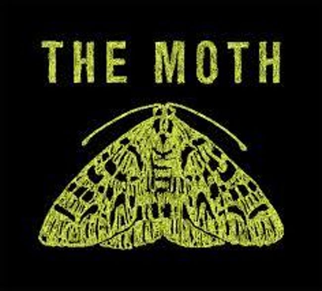 CANCELLED - The Moth: True Stories Told Live (Theme: Earth)