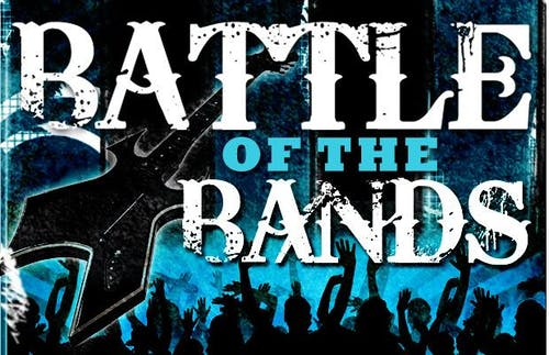 Rescheduled- Battle Of The Bands Finals ~ Bands TBA